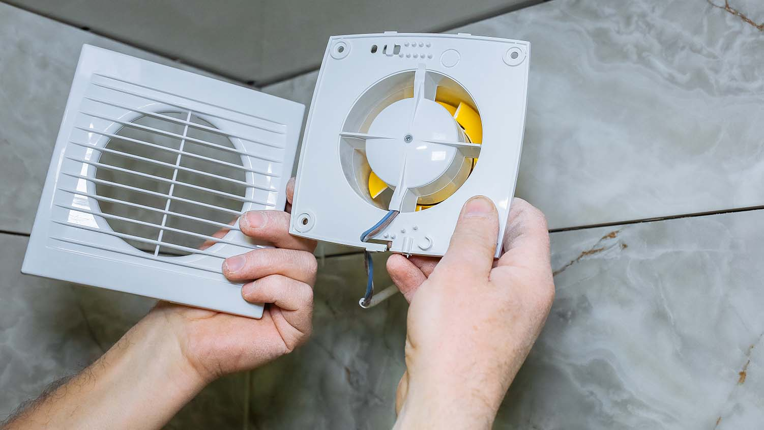 Bathroom Exhaust Fans 101 What You Need To Know To Purchase And Maintain Your Bathroom Fan Zoro Com