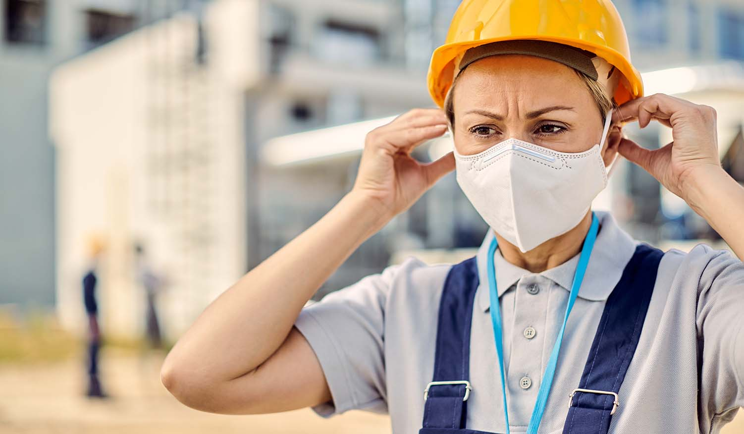 How to Choose the Right Respirator and Mask for Your Job